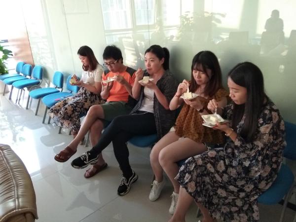 四信生日会蛋糕