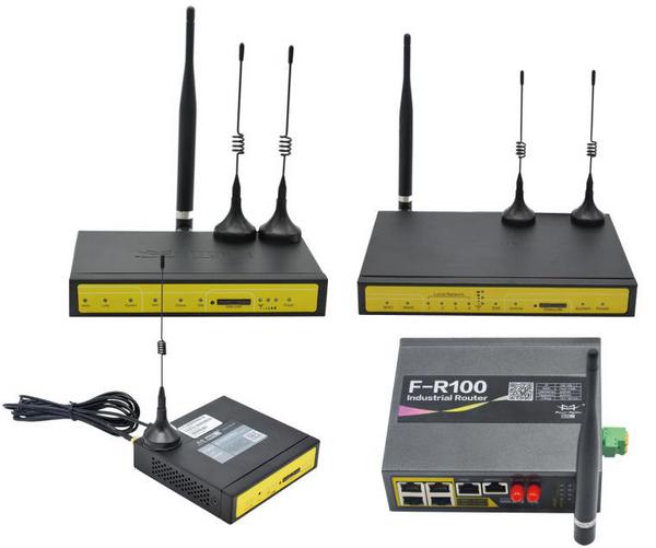 工业无线路由器