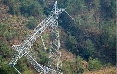 输电杆塔倾斜监测方案
